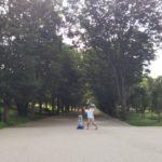 鶴間公園 水道みち グランベリーパーク